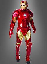 Halloween Costumes Iron Man Iron Man Costume Ebay