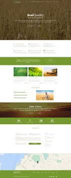 reporting website templates agricultural bootstrap template