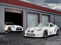 nissan 370z how many seats 2009 nissan 370z and 2009 nissan gt r modified magazine