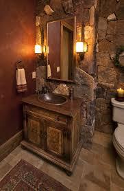 furniture idea alluring rustic bathroom light fixtures plus