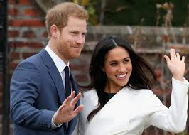 meghan harry prince harry and meghan markle s engagement makes the story of