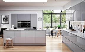 modern white cabinets kitchen and grey kitchen about kitchen on pinterest small kitchens designs