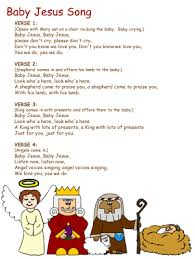 baby jesus song performance 2 learn child care