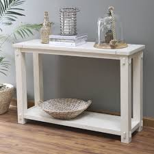 mission style console table belham living westcott console table hayneedle