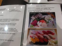 sushi for beginners book picture book menu mitch s fish market sushi bar honolulu