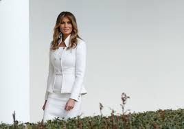 what has melania trump been doing here u0027s everything the first