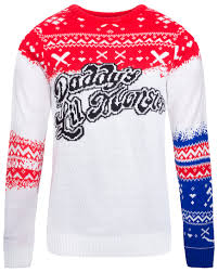 dc superheroes christmas sweaters jumpers merchoid