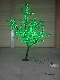 2017 ctn 1 8m green led outdoor garden lighting trees