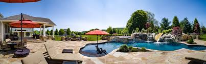 Custom Pools By Design by Inground Pools Bloomsbury Pools By Design New Jersey Custom