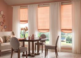 Rose Colored Curtains Window Drapes Budget Blinds
