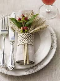 how to set a table with napkin rings top 20 lovely diy napkin ring ideas for thanksgiving table amazing