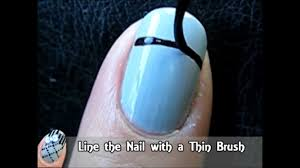 prom nails www youtube com meliney nail art gallery step by step