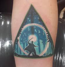 17 quirky u0027harry potter u0027 tattoos that are downright magical