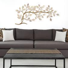 Home Decor Branches Stratton Home Decor Golden Tree Branch Metal Wall Decor S01296