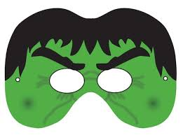 photos hulk printable mask printable hulk mask cut