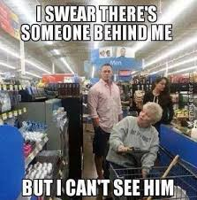 that old lady is confused by tsotne meme center