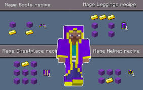 dr cyanos wonderful wands wizarding robes pe minecraft pe