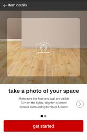 Laminate Floor Tool Target Focuses On Mobile Web Rather Than App For Ar Shopping Tool