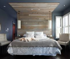 rustic nautical bedroom bedroom transitional with wood ceiling