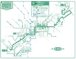 Metro North Route Map by Bus Schedules Maryland Transit Administration