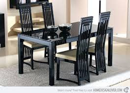 beautiful black lacquer dining room furniture images home design