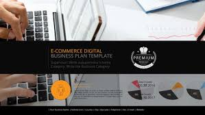 ecommerce digital business plan template edoc