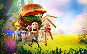 40 cloudy chance meatballs 2 wallpapers cloudy