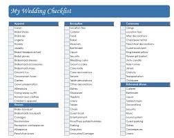 wedding planning list wedding planning checklist printable