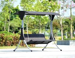 Swing Chairs For Patio Swinging Chair Web Swing Chair With Stand Indoor Smartisan Info