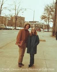 13 awesome vintage photos of hillary clinton