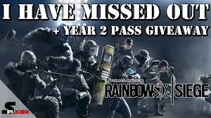 this game is epic year 2 season pass giveaway rainbow six