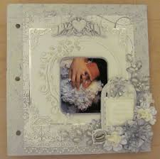 wedding scrapbooks albums 201 best wedding scrapbook images on scrapbooking