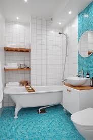 Bathroom Floor Mosaic Tile - the 25 best scandinavian mosaic tile ideas on pinterest