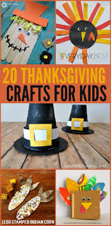 the best thanksgiving crafts for everyday best