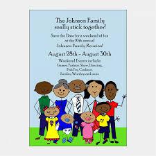 family reunion invitations ideas alesi info