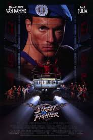 street fighter movie posters from movie poster shop