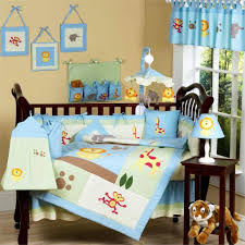 Jungle Baby Bedding Baby Room Fascinating Picture Of Unisex Baby Nursery Room