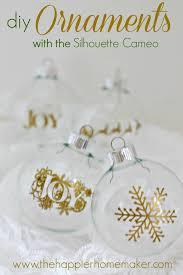 diy ornaments the happier homemaker