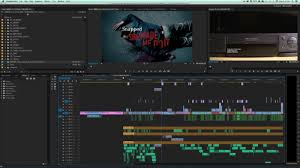 tutorial editing video di adobe premiere premiere pro tutorial part 67 merge clips to use high quality audio