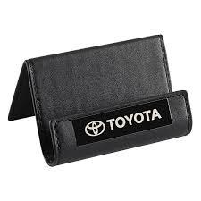 Golf Desk Accessories by Toyota Desktop Card Holder