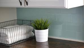peel and stick glass backsplash tile ideas great home decor