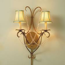 Wall Sconces With Plug In Cords Interesting Wall Sconce With Plug U2013 Plug In Wall Sconce With Cord