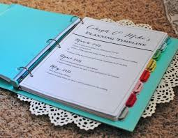 wedding organizer binder diy wedding planner binder yes you can make your own wedding