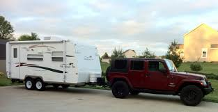 jeep pop up tent trailer buying your first rv my experience and tips to help you