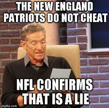 Funny New England Patriots Memes - new england patriots aka cheater mc cheater pants penalty for