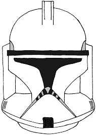 clone trooper helmet phase 1 clone trooper helmets pinterest