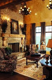 Best Dream Living Rooms Images On Pinterest Living Room - Tuscan family room