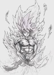 awesome drawings of goku imageseldelfinsinfin