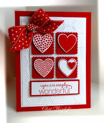 Valentine Decorating Ideas Stampin U0027 Up Valentine By Chat Wszelaki At Me My Stamps And I