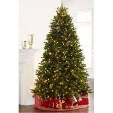 plain design 7 5 ft tree pre lit hamilton pine